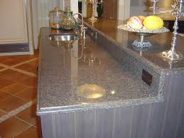 the template and installation costs of your granite countertops will be less than material and fabrication but it is the portion of the project where extra