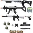 Metal military toy guns for teens