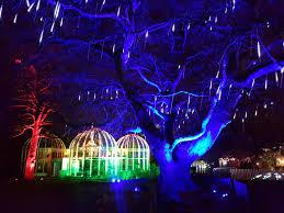 Christmas Lights Birmingham 2017 Christmas Lights Trail At The Birmingham Botanical Gardens