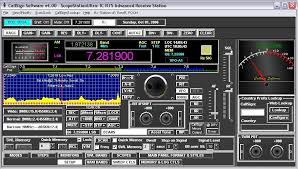 Amateur radio model control
