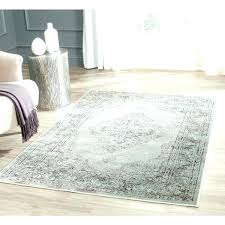 grey rug vintage light viscose x safavieh gray and ivory vintage rug gray multi safavieh