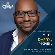 Darryl McNeil is the Principal Realtor... - Atlanta Black Chambers ...