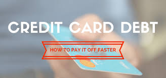 Using A Credit Card To Pay Off A Credit Card How To Pay Off Credit Card Debt Faster Student Loan Hero