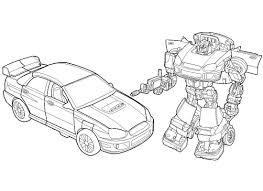 Coloriage A Imprimer Transformers Avant Et Apres Transformation