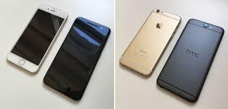htc one m10. htc one m9 vs iphone 6 m10