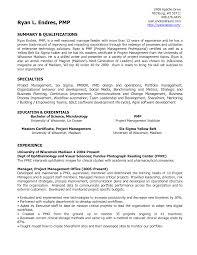 Best Solutions Of Resume Samples Program Finance Manager Fp A