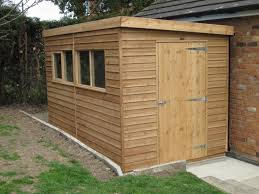 image 7 of 7 8 x 14 superior shed with pent roof base plan