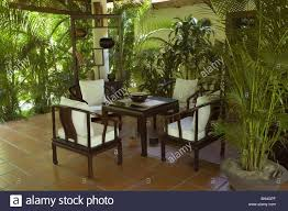 Outside Table For Plants