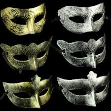 Decorative Face Masks Buy Dance party mask halloween horror decorative antique retro 25