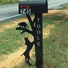 custom metal mailbox. Unique Mailbox CSRA Custom Mailbox Posts U0026 Metal Art Inside G