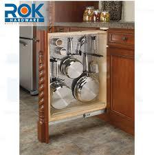 Rev A Shelf 6 X 11 18 X 30 Cabinet Filler Pullout Kitchen 434 Bf