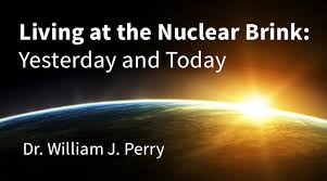 Living at the Nuclear Brink: Yesterday and Today   Stanford Lagunita