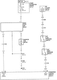 dodge neon radiator fan wiring schema wiring diagram