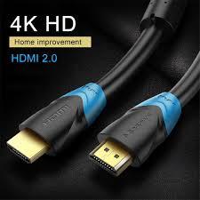 Cáp HDMI 4K Tốc độ cao 18Gbps Cáp HDMI 2.0 4K HDR, HDCP 2.2 3D 2160P 1080P Dây  HDMI, Giá tháng 11/2020
