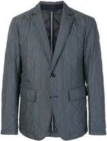 mens quilted sports coats - ShopStyle & HUGO BOSS diamond quilted blazer Adamdwight.com