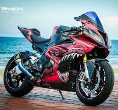 Bmw Shark Design Bmw Shark Motorcycle Bmws1000rr Bmw Motorrad Bmw R Ninet