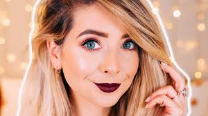 best vlogger bethany mota my every day autumn makeup zoella