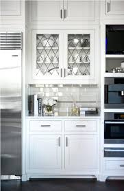 white kitchen hutch modern kitchen ideas with dark colored floor design and high end appliances using