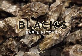 black s bar kitchen
