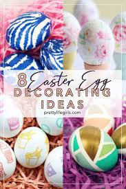 Pretty Egg Designs 8 Easter Egg Decorating Ideas Welcome Spring Easter Egg