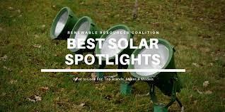 best solar spotlights 2021 ing guide