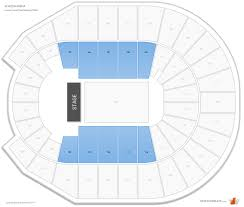 Verizon Center Interactive Seating Chart Concert Simmons Bank Arena Seating Guide Rateyourseats Com