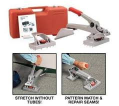 carpet stretcher. carpet stretcher - crain mini r