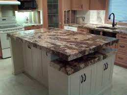 kitchen leathered granite countertops cost