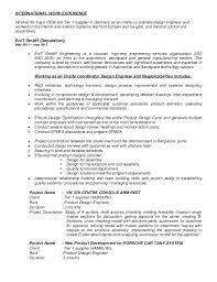 International Broadcast Engineer Sample Resume Inspiration Systems Engineering Resume Site Engineer Resume Sample Senior