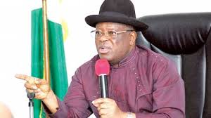 Image result for Gov. David Umahi, anti kidnap squad ebonyi state, breaking news nigeria, nigeria politics news, abuja news blog, shugasdiary news blog