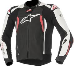alpinestars gp tech air v2 leather jacket clothing jackets motorcycle black white red