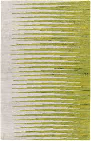 Surya Vibe VIB1000 Green/Yellow Geometric Area Rug