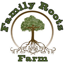 Family Roots Farm logo - Almost Heaven - West Virginia