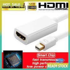 Cáp Chuyển Đổi Mini Displayport Dp Sang Hdmi Cho Imac Macbook Pro Air - Dây  cáp tín hiệu khác