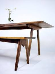 tumalo dining table from the joinery see more from the joinery the pittsburgh limited bench mid century modern by moderncre8ve