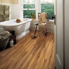 Is Waterproof Laminate Flooring Right For Your Home Beauteous Laminate Floors In Bathrooms Interior
