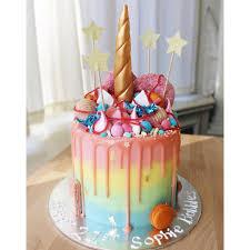 Unicorn Cake From An Amazing Cake Instagram Unicorn Party Cake