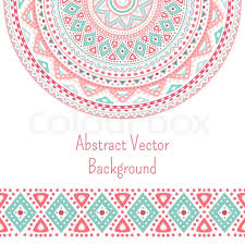 cute aztec pattern wallpaper.  Pattern Tribal Ethnic Seamless Stripe And Round Pattern Background Vector  Illustration For Your Cute Feminine Romantic Design Aztec Sign On White For Cute Pattern Wallpaper I