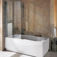 Disegno Bagni vasca bagno prezzi : Vasca Da Bagno Asimmetrica: Miscelatore flavia paffoni bordo vasca ...