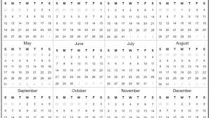 Free Year Calendar 2020 Free Yearly Calendar 2020 With Notes 2019 Calendars For