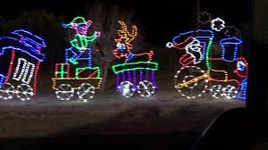 Blora Nature In Lights 2017 Christmas Lights Blora Lake Fort Good Texas Youtube