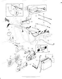 Kawasaki motorcycle 1981 oem parts diagram for chassis electrical equipment partzilla