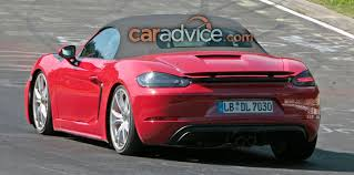 2018 porsche boxster 718 gts. exellent 2018 given the facelifted 718 boxster s is already quicker to 100kmh than  old gts a 0100kmh time around 40 second mark should be no problem in 2018 porsche boxster gts