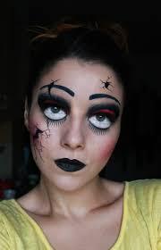 fabulous makeup with rag doll makeup