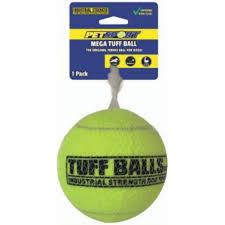 petsport mega tuff ball dog toy alternate view 1