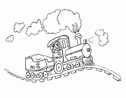 Small Picture Childrens Train Coloring Pages Coloring Pages