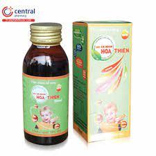 Thuốc Siro ăn ngon Hoa Thiên - hỗ trợ tiêu hóa, giúp bé ăn ngon