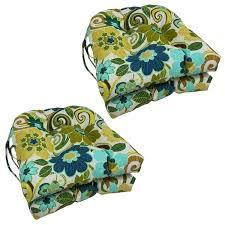 16x16 outdoor chair cushions blazing needles fl stripe u shaped inch set decorating pumpkins