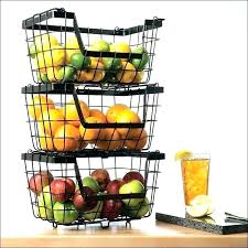 3 tier hanging fruit vegetable kitchen storage basket fruit storage basket tiered fruit stand full size of kitchen storage three tier fruit stand kitchen