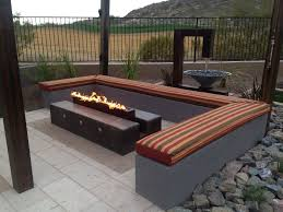 cinder block ideas concrete block outdoor fireplace concrete block planters